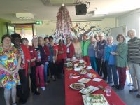 social group afternoon tea