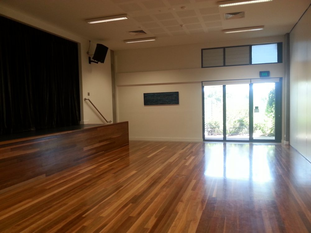mount coolum room empty