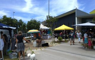 north shore community centre market day